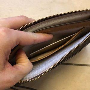 Michael Kors Bags - Michael Kors Brown Wristlet